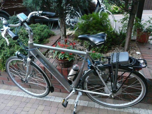 Rower elektryczny KOGA Miyata Tesla Sport - ładny zadbany