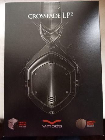 V-Moda Crossfade LP2 - эталонные студийные наушники из США