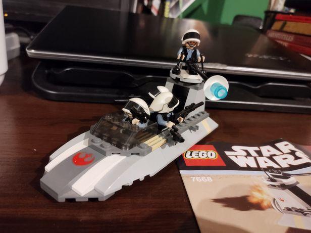 LEGO Star Wars 7668 rebel speeder