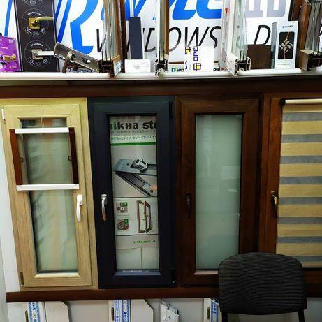 Двері металопластикові,вікна металопластикові,балконні рами