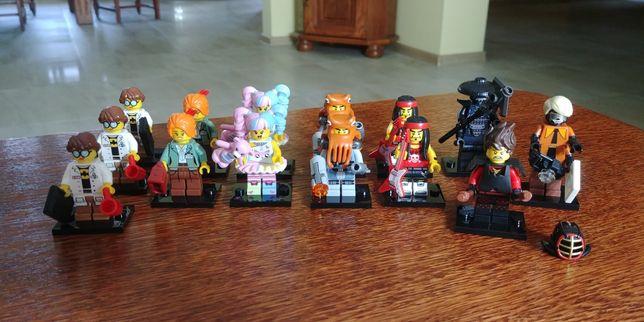 Figurki Lego Minifigures Ninjago Movie 71019