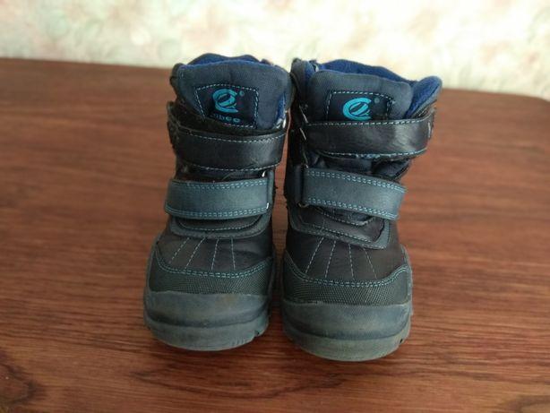 Ботинки зимние 28 р, 16 см стелька