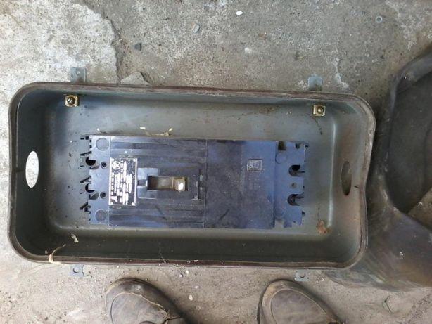 Автоматические выключатели трехфазные мощные ,трехфазные счетчики