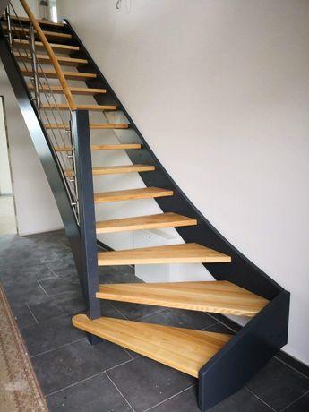Schody drewniane, schody metalowe Poznań