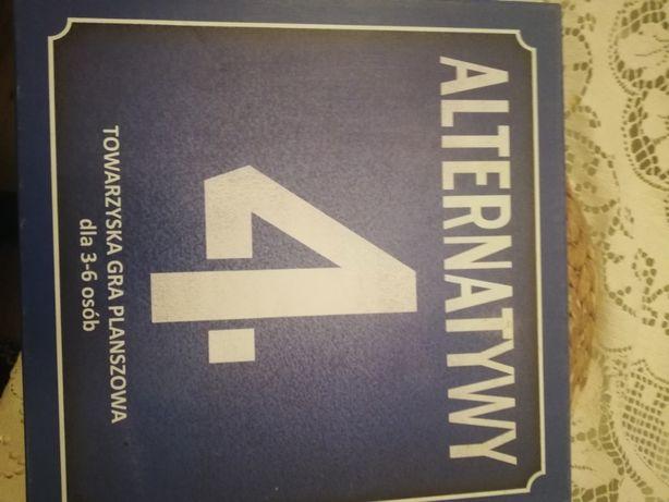gra planszowa Alternatywy 4