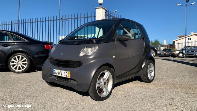 Smart ForTwo Pure 50
