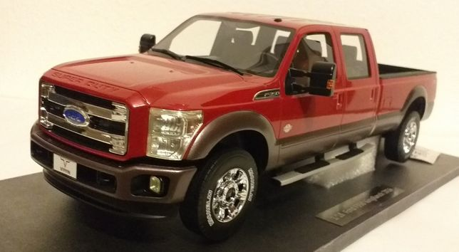1/18 Ford F350 KING Ranch - Model777