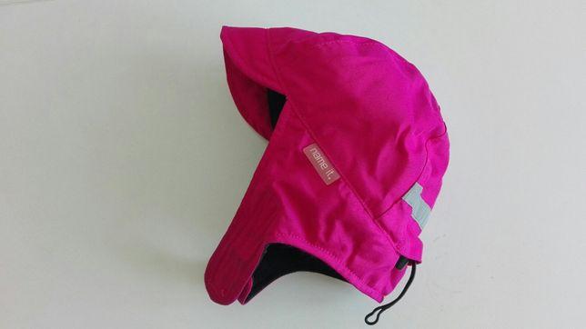 Name It różówa czapka/czapeczka windproof wiatroszczelna 80/86