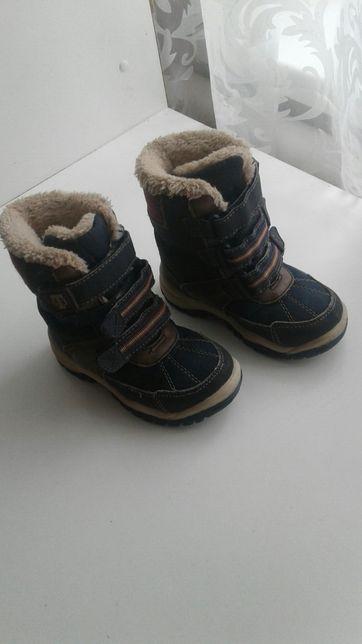 Продам термо сапоги фірми georgi для хлопчика 2-3 роки