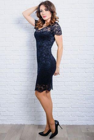 Женское Платье Из Итальянского Гипюра Изабелла