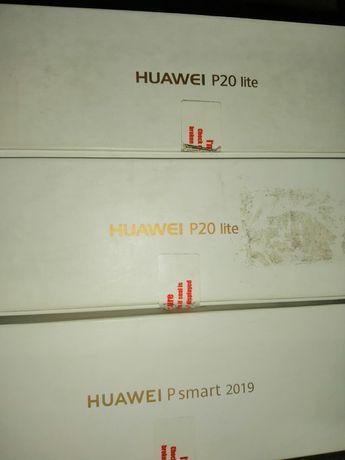 Pudełka do telefonu Huawei