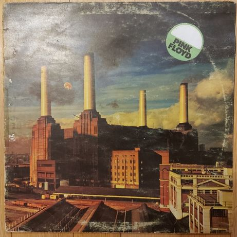 Pink Floyd, Animals, YUG, 1978, db--