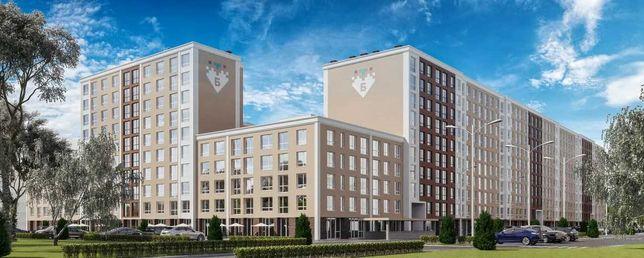 Продається квартира 42м2 в новобудові, 1 кімната, 6км від Києва