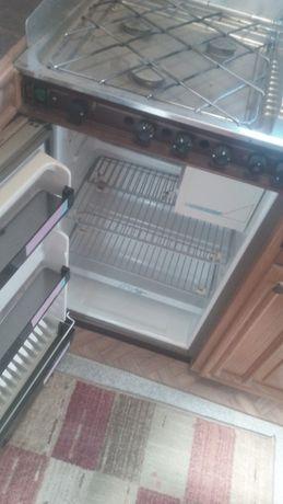 Для кемпера холодильник 12 газ 220 v