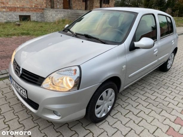 Renault Clio Bezwypadek serwis idealny