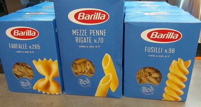 Макарони BARILLA, Італія, 25 грн пачка, термін до 2024