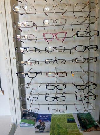 Поиск и подбор оправы ПОД СТАРЫЕ ЛИНЗЫ обточка в новые очки по рицепту
