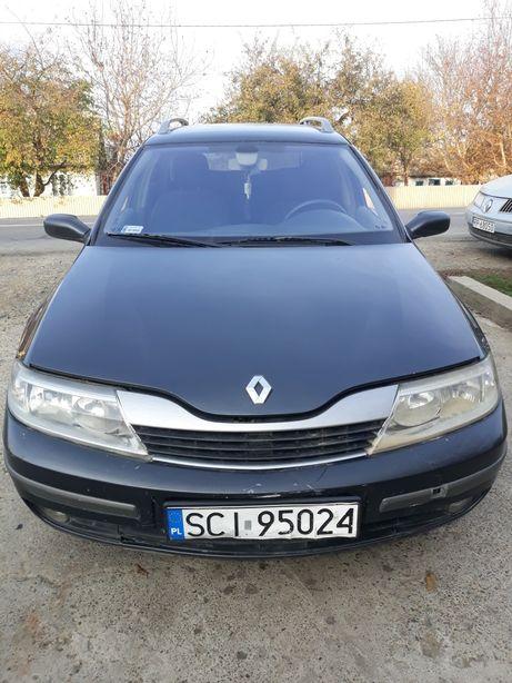 Есть запчасти на Renault Laguna 2 1.9d 2001