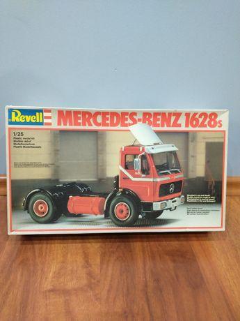 Mercedes Benz 1628s, REVELL 1:25