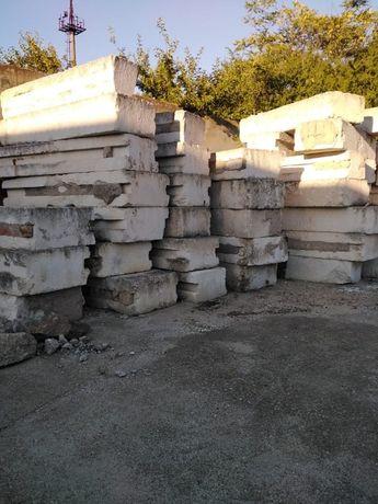 Продам бетонные плиты, Альмеевские блоки, деревянные доски