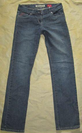 женские плотные джинсы на высокий рост-48 размер