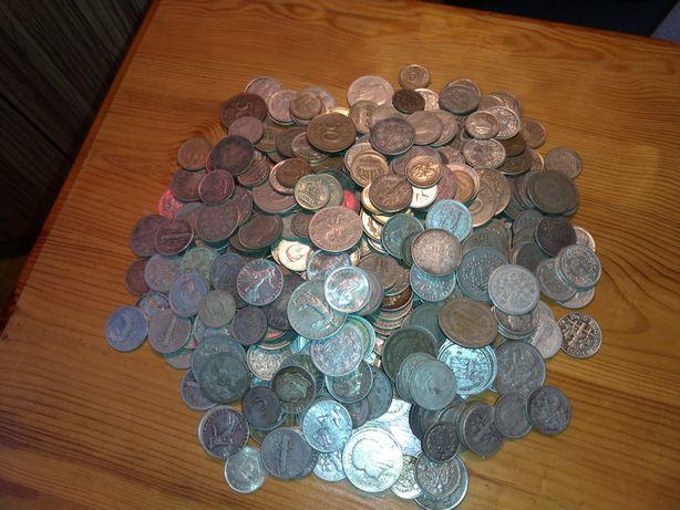 400 sztuk srebrnych monet srebro