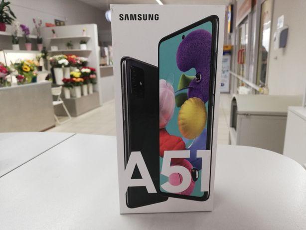 Nowy Samsung Galaxy A51 Prism Crush Black