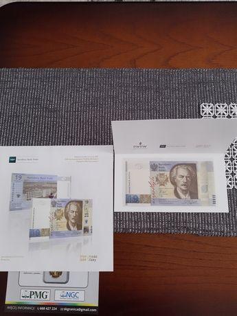 19 zł Banknot kolekcjonerski