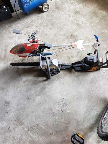Helicóptero hirobo nitro