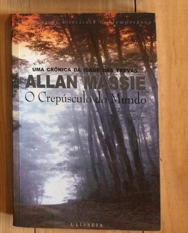 O crepúsculo do mundo de Allan Massie