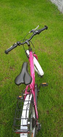 Rower dla dziewczynki 6-9 lat