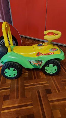 Машинка толокар велобег Орион Ориоша