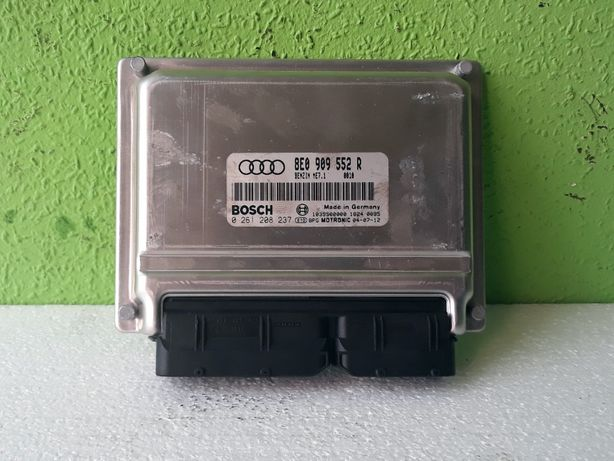 Sterownik Komputer Silnika AUDI A4 B6 KABRIOLET 2,4 V6