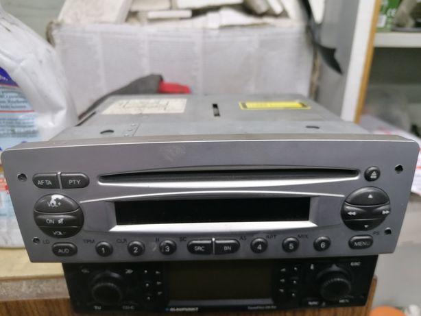 radio alfa 156 cd