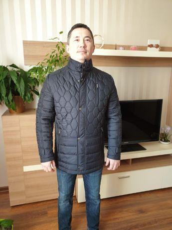 Куртка осенняя Италия стильная красивая luca d'altieri