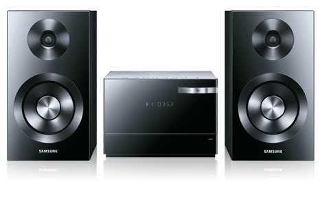 Wieża Samsung MM-D330 Doskonały dźwięk i design. Idealna do salonu.