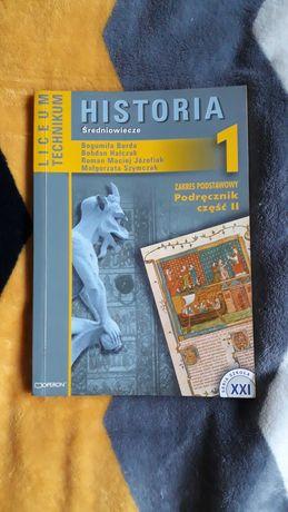 Historia 1 (zakres podstawowy)/podręcznik Operon część II