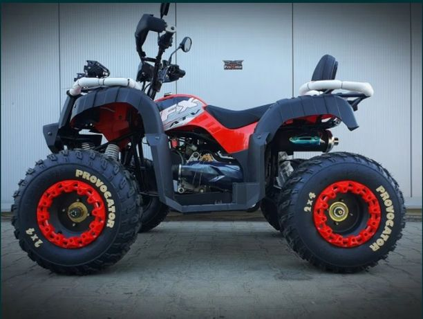 Quad ATV FARMER GTR 250cc Duży Raty FUXIN 24km Dostawa 2020
