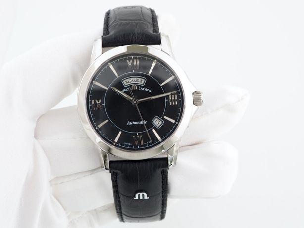 Мужские бу часы Maurice Lacroix Pontos 40 мм