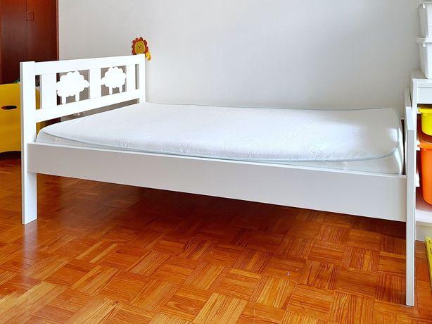 Cama de Criança Ikea 70x160