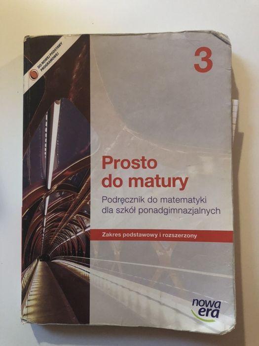 Prosto do matury 3 Warszawa - image 1