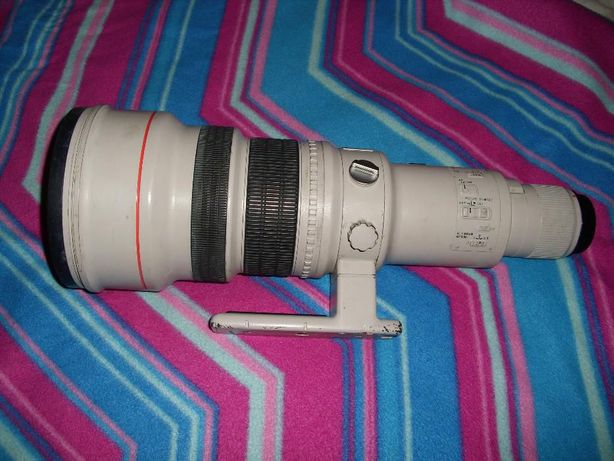 Teleobjetiva Canon ef 600mm F4 Ultrasonic usm Serie L