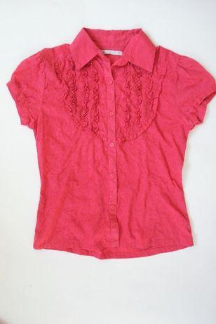 bluzeczka koszula falbaneczki CARRY rozm S j NOWA