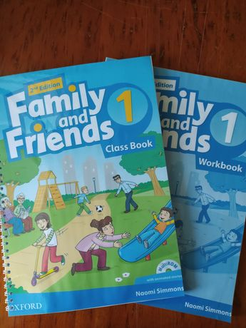 Family and friends 2 nd edition