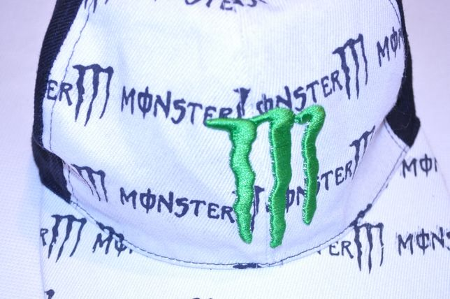 Czapka z logo MONSTER Full Cap 58cm