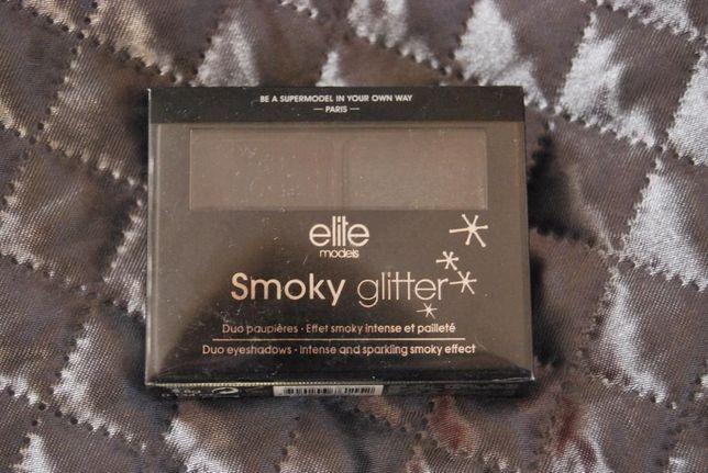 Nowe cienie do powiek Elite Smoky