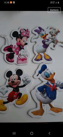 Puzzle dla maluchow Myszka Miki