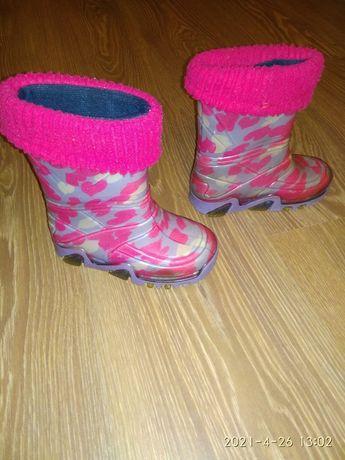 Гумові чоботи ( резиновые сапоги )