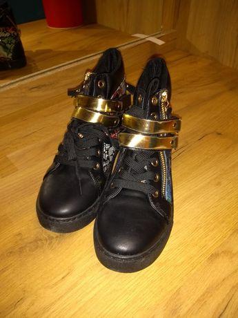 Sneakersy, buty za kostkę damskie