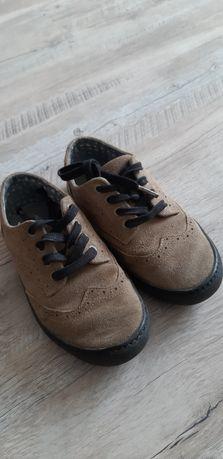 Класные туфли некст
